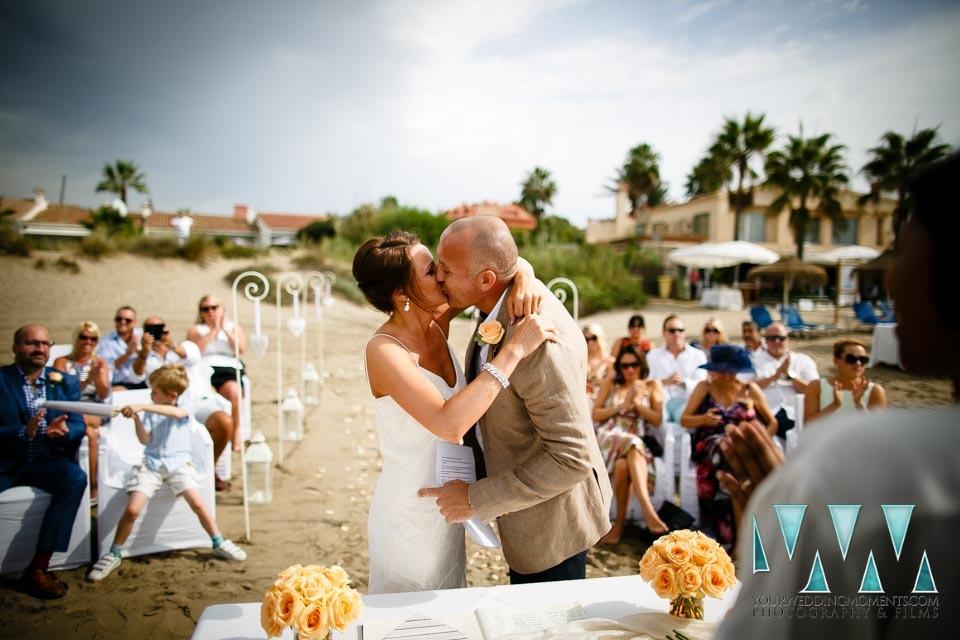 Nikki Beach Marbella wedding