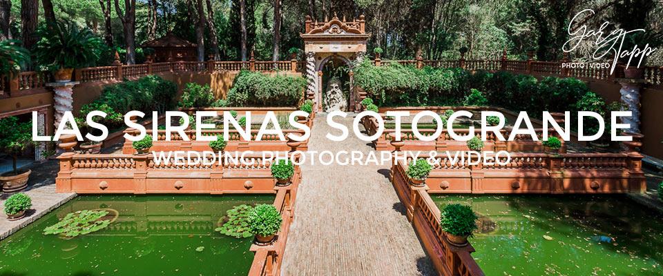 Las Sirenas Sotogrande wedding venue