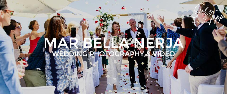 Mar Bella Nerja wedding venue and Restaurant