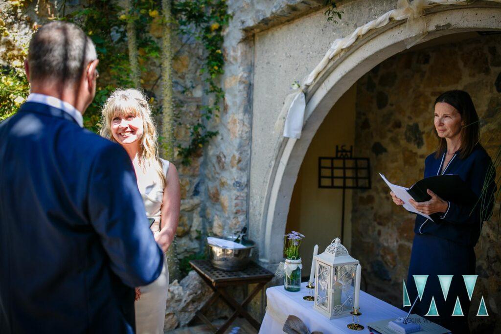 Monda Castle Wedding