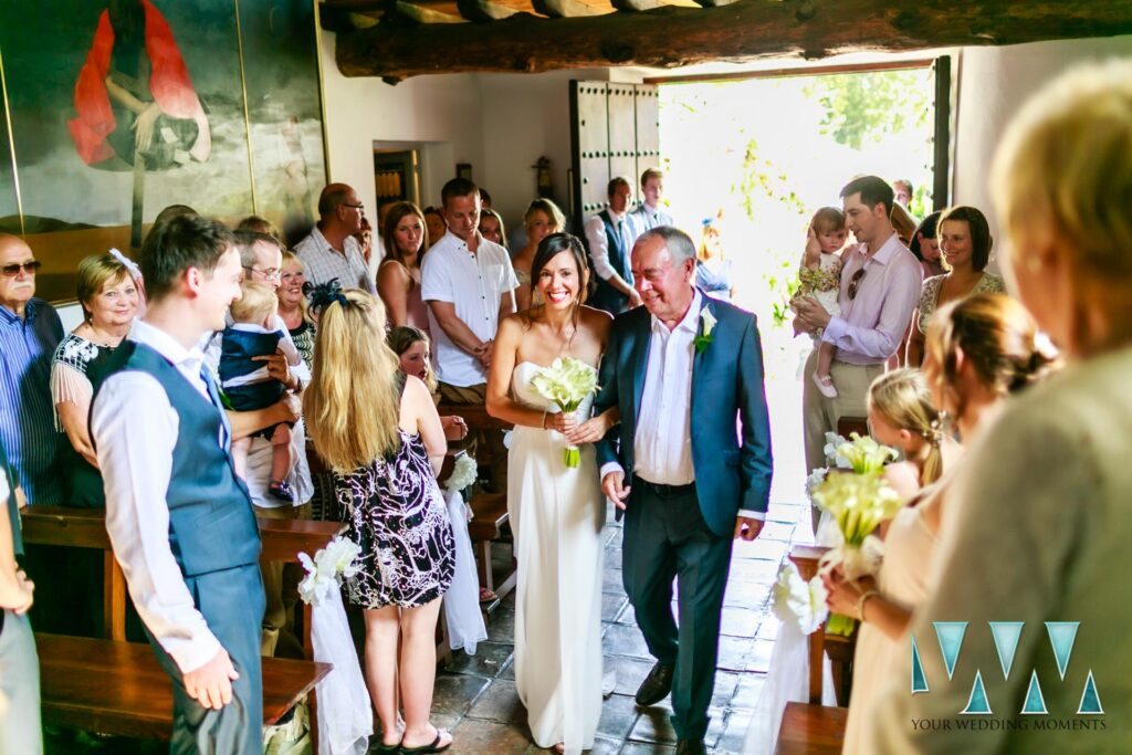La Virginia Marbella Wedding