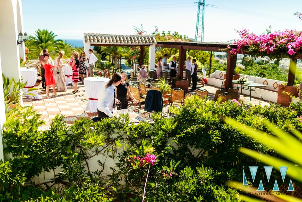 La Roca Rara wedding