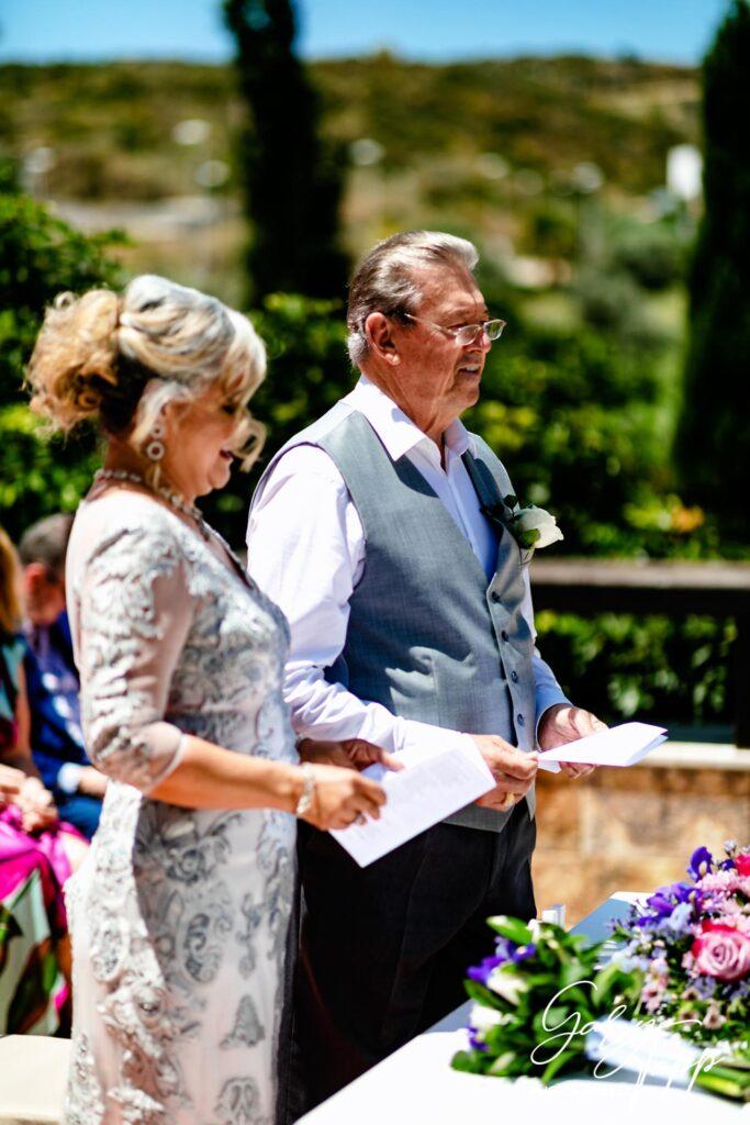 Cerrado Del Aguila Wedding