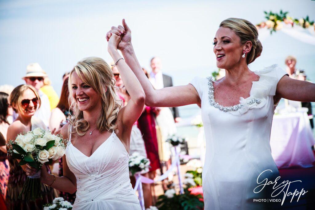 Same Sex Wedding in Marbella, Spain