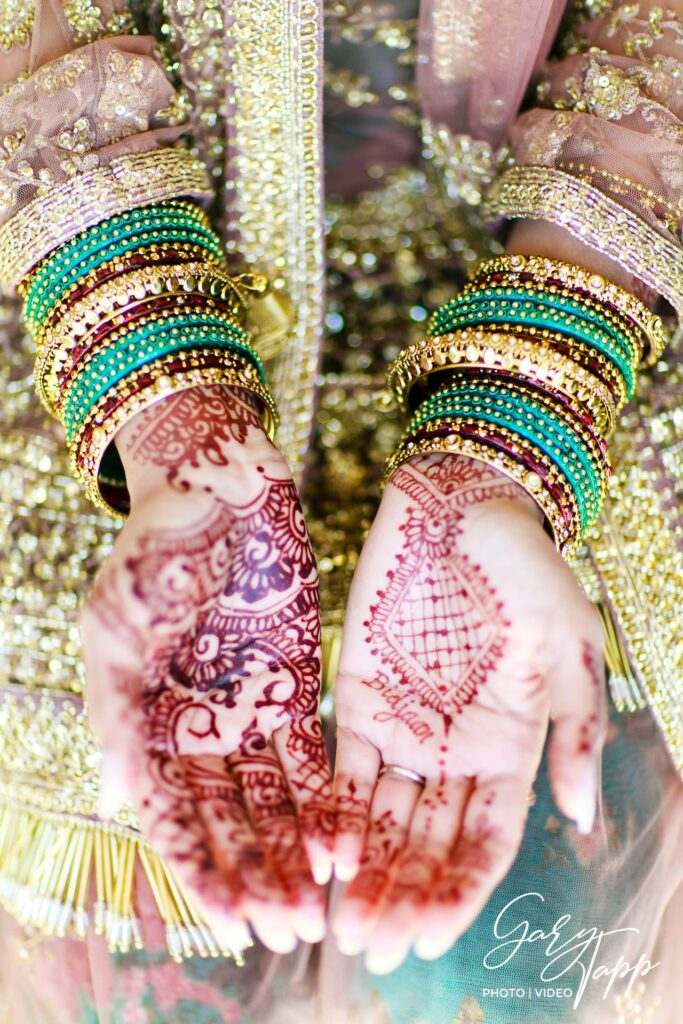 Muslim Wedding ceremony in Spain