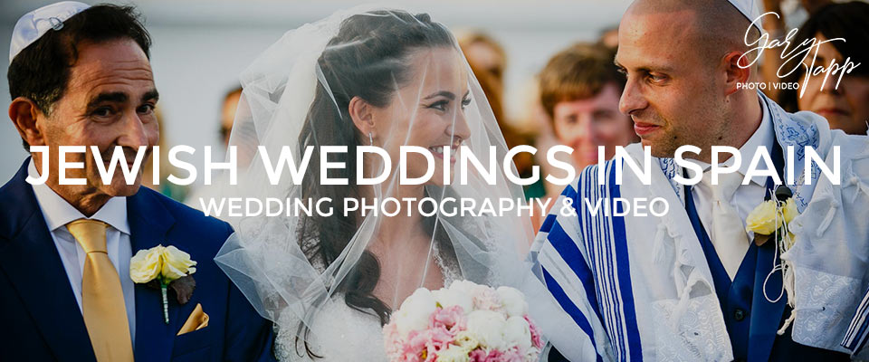 Professional Wedding Photography and Videography for your Jewish Wedding Marbella, Spain